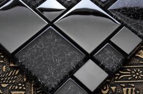 Black-Silver-Crystal-Glass-Mosaic