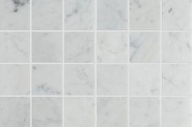 Carrara-Honed-Mosaic